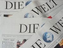 Alman Welt gazetesinin tek derdi Türkiye!