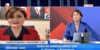 FATİH ALTAYLI - RTÜK'ten ağır ceza! Kaftancıoğlu Halk TV'yi yaktı