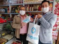Büyükşehirden Ahmetlili Vatandaşlara Ücretsiz Maske