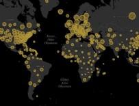 BELÇIKA - Dünya genelinde korona vaka sayısı 4 milyonu aştı!