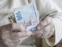 Emekli maaşları erken ödenecek...