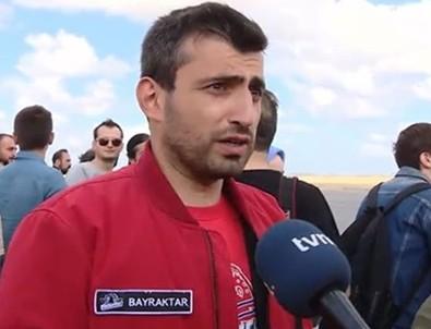 Selçuk Bayraktar'dan uçan araba açıklaması