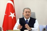 DENIZ KUVVETLERI KOMUTANı - Bakan Akar'dan 'terörle mücadele' vurgusu
