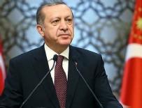 FEDAKARLıK - Erdoğan'dan 'Anneler Günü' mesajı