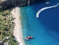 KELEBEKLER VADİSİ - Salgına karşı en güvenli tatil yerleri...