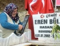 ANNELER GÜNÜ - Şehit Eren'in annesinden, anneler gününde mezar başında ağıt