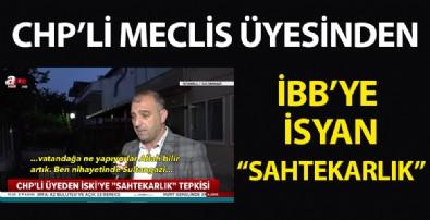 CHP'li Meclis Üyesi'nden İBB'ye fatura isyanı 'Sahtekalık'