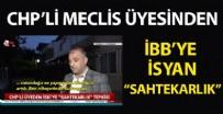 MECLİS ÜYESİ - CHP'li Meclis Üyesi'nden İBB'ye fatura isyanı 'Sahtekalık'