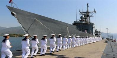 Deniz Kuvvetleri'nde 133 şüpheli itirafçı oldu