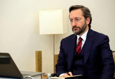 İletişim Başkanı Fahrettin Altun'dan Barış Çakan açıklaması