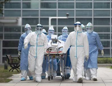 Bir dönem virüsün merkezinden iyi haber!