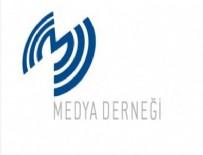 MEDYA KURULUŞLARI - Medya Derneği'nden Cumhuriyet'e tepki!