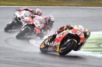 JAPONYA - Motogp Japonya Grand Prix'i iptal edildi
