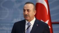 ORTADOĞU - Bakan Çavuşoğlu'ndan İsrail'e sert tepki