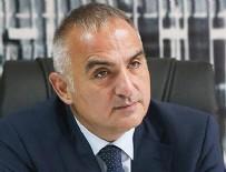 HAZİRAN AYI - Bakan Ersoy'dan Ayasofya'yla ilgili açıklama!