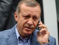 RUSYA DEVLET BAŞKANı - Başkan Erdoğan'dan kritik görüşme! Libya...!!!