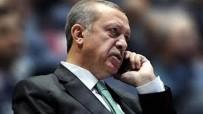REHABILITASYON - Başkan Erdoğan, kafaları yapışık olarak dünyaya gelen Derman ve Yiğit bebeklerin ailesi ile görüştü