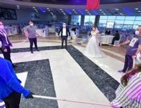 TOPLANTI - 'Yeni normal'de düğünleri nasıl olacak?