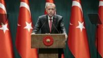 RUSYA DEVLET BAŞKANı - Başkan Erdoğan'dan kadına şiddet uygulayan şahsın bırakılmasına tepki
