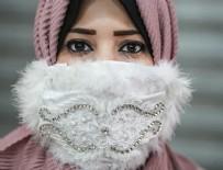 İSRAIL - Düğünlere özel maske!