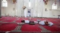 AFGANISTAN - Afganistan'da cuma namazına bombalı saldırı: Ölü ve yaralılar var