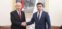SELAHATTİN DEMİRTAŞ - 'Ak parti kaybetsin diye...' HDP VE CHP'nin kirli ittifakı ortaya çıktı!