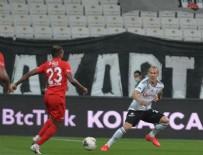 ANTALYASPOR - Beşiktaş ağrı darbe aldı!