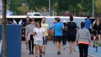 İSTİKLAL CADDESİ - İstanbul'da 'Pes' dedirten manzara!