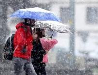 SU BASKINI - Meteoroloji tek tek illeri açıklayıp uyardı