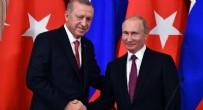 SURİYE - Rusya'dan Türkiye'ye kritik ziyaret!