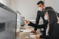 TOPLANTI - Yeni Corona virüs kuralları belli oldu! Bundan sonra iş yerlerinde...