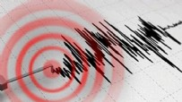 KANDILLI - Bingöl'de 5.9 büyüklüğünde deprem!