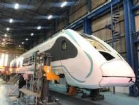 ULAŞTIRMA VE ALTYAPI BAKANI - Milli elektrikli tren için tarih belli oldu!