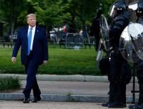 BASIN TOPLANTISI - Trump imzayı attı! Artık Amerika'da polisler bunları yapamayacak!