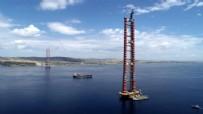 ÇANAKKALE BOĞAZı - 1915 Çanakkale Köprüsü'nde bir ilk! Dünyanın en büyüğü olacak