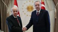 DEVLET BAHÇELİ - Ankara'da önemli görüşme başladı