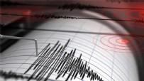 ŞANLIURFA - Şanlıurfa'da korkutan deprem