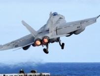HELIKOPTER - ABD'ye ait savaş uçağı düştü!