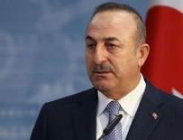 DIŞİŞLERİ BAKANI - Bakan Çavuşoğlu'ndan Libya dönüşü ilk açıklama!