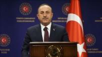 ALMANYA - Bakan Çavuşoğlu'ndan skandala tepki: Bu siyasi ve adaletsiz bir karar