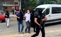 EMNIYET MÜDÜRLÜĞÜ - DHKP/C'nin 'para kasası' İzmir'de yakalandı