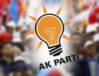 BİR AYRILIK - HDP'den istifa edip AK Parti'ye geçtiler!
