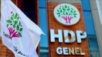 YARGıTAY - HDP'nin kapatılması için Yargıtaya müracaat edildi!