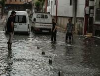 AFET KOORDINASYON MERKEZI - İstanbul'u sel aldı! İSKİ ne yapıyor?