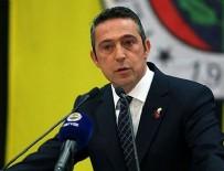 PROFESYONEL FUTBOL DISIPLIN KURULU - PFDK'dan Ali Koç'a şok ceza!