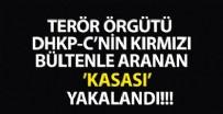 EMNIYET MÜDÜRLÜĞÜ - Terör örgütü DHKP/C'nin kırmızı bültenle aranan 'kasası' yakalandı