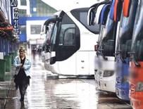 DENIZ OTOBÜSÜ - Uçak ve otobüs bileti olanlar kısıtlamada ne yapacak?