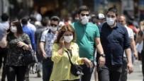 İSTİKLAL CADDESİ - İstanbul'da maske takmamanın cezası belli oldu! Dudak uçuklatan rakam