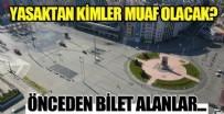 TOPLU ULAŞIM - İstanbul Valisi Yerlikaya'dan 'sokağa çıkma yasağı' açıklaması