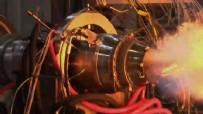 CUMHURBAŞKANLIĞI - Türkiye'nin ilk yerli füze motoru test edildi